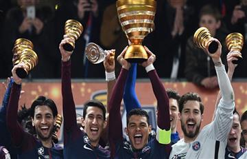 PSG iguala 1-1 ante Saint-Etienne EN VIVO ONLINE por la Ligue 1
