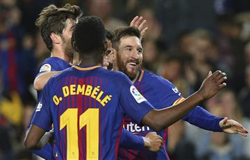 Barcelona de Lionel Messi y el récord de 38 partidos sin perder