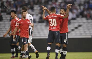 Independiente se hizo fuerte en su visita a Córdoba ganándole a Talleres