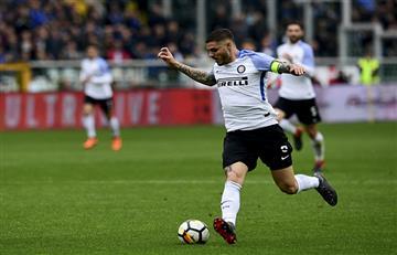 Inter de Milán con Mauro Icardi cayó ante el Torino por la Serie A