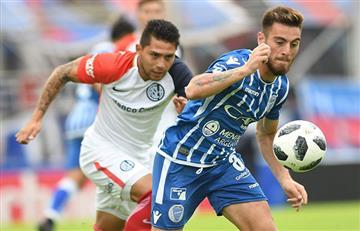 San Lorenzo fue goleado 5-0 por Godoy Cruz y se aleja del sueño de la Superliga