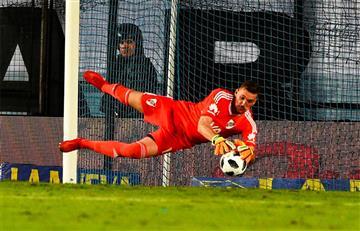 Franco Armani se acerca a la Selección Argentina