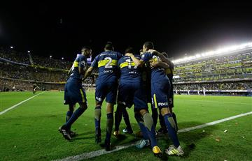 Boca Juniors logró un empate agónico ante Palmeiras