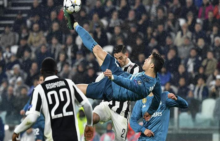 El Real Madrid tiene la gran ventaja ante la Juventus. (AFP). Foto: AFP