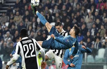 Juventus ganó 3-1 al Real Madrid sobre el final y se clasifican los españoles