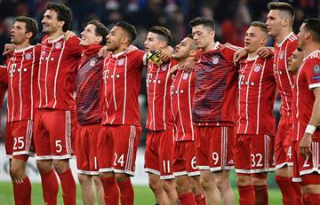 Bayern de Múnich firmó su pase a las semifinales empatando ante el Sevilla