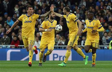 Champions League: Mario Mandzukic mete miedo al Real Madrid con doblete