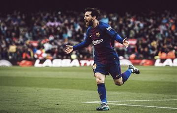Lionel Messi recibió una distinción más por ser el mejor jugador del mundo