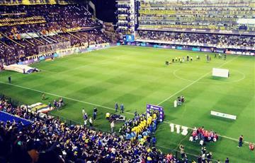 Boca: entradas agotadas para el partido ante Palmeiras en La Bombonera