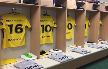 Boca Juniors: todo listo para enfrentar a Palmeiras