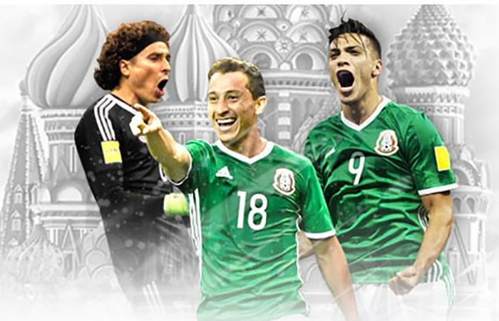 La Selección de México comparte grupo con Alemania, Corea del Sur y Suecia. (FOTO: Facebook)
