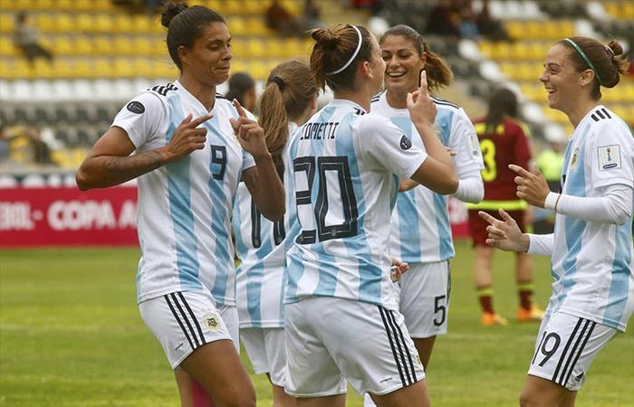 Selección Argentina (Foto: Facebook)