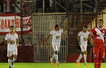 EN VIVO: Huracán ya gana 1-0 a Argentino Jr ONLINE por la fecha 23 de la Superliga