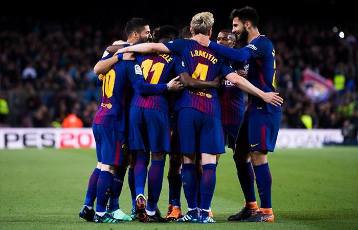 Barcelona de la mano de Lionel Messi consigue un nuevo récod en La Liga