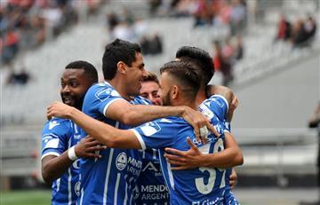 Godoy Cruz le gana 3-0 a Temperley: EN VIVO ONLINE por la Superliga