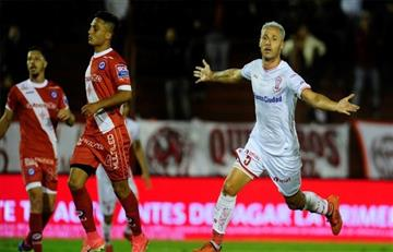 Huracán consigue importante triunfo ante Argentinos Juniors