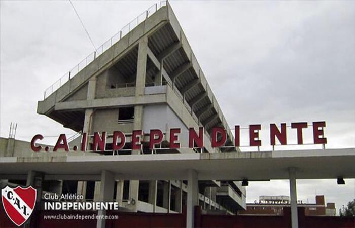 Independiente de Avellaneda. Foto: Twitter
