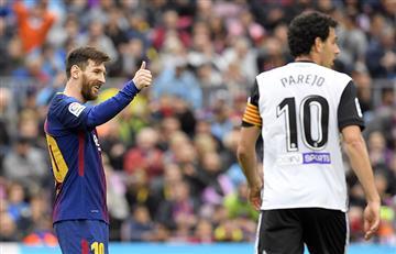 Lionel Messi y un nuevo récord con el Barcelona