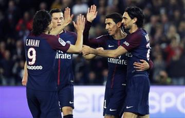 PSG es el campeón de la Ligue 1 con dobletes de Di María y Lo Celso