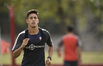 Maximiliano Meza está de vuelta y podría llegar para enfrentar a Corinthians