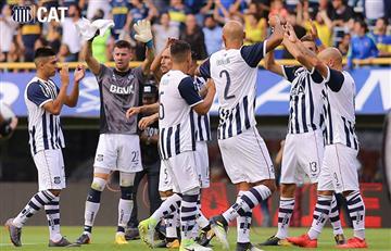 EN VIVO: Talleres empata 1-1 ante Newell's EN DIRECTO por la fecha 23 de la Superliga