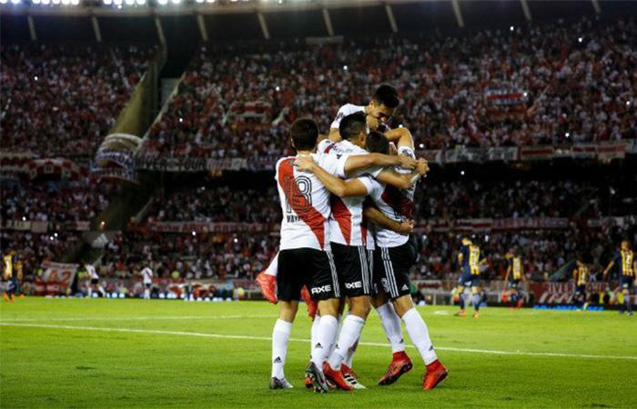 River venció 1-0 a Emelec en Ecuador — Copa Libertadores