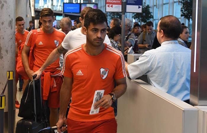 El 'Pity' anhela traerse los tres puntos de Guayaquil cuando se mida ante Emelec. Foto: Facebook