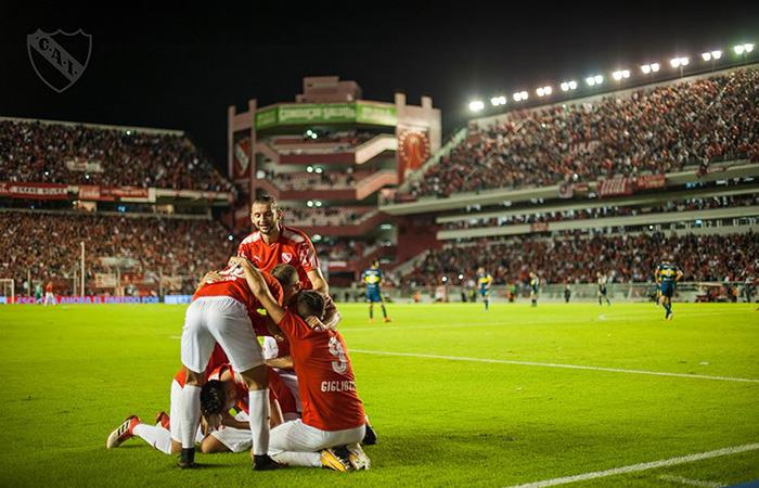 Independiente quiere seguir con el buen momento y avanzar en la Copa Libertadores. Foto: Facebook