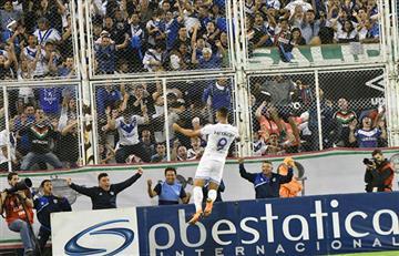 Vélez consiguió un sufrido empate jugando de local