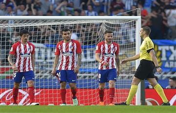 Atlético de Madrid cayó ante la Real Sociedad y sirve en bandeja LaLiga al Barcelona