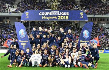 El PSG va por otra copa en Francia