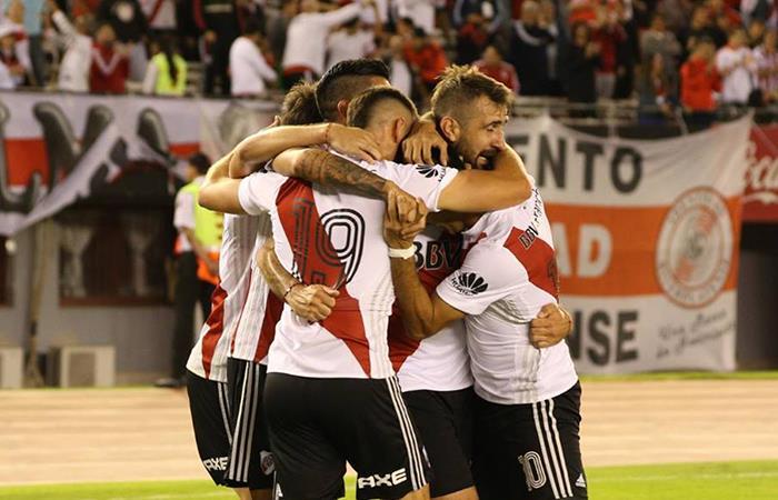 River en busca de una victoria que lo coloque como único líder del Grupo 4 por la Libertadores (Foto: Facebook)