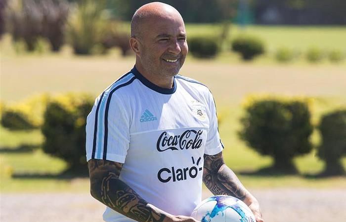 Sampaoli ya prepara la lista de los 35 pensando en el Mundial (Foto: Facebook)