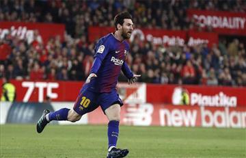 Lionel Messi y las estadísticas de como llega a la final de la Copa del Rey