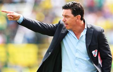 Marcelo Gallardo consiguió su victoria número 100 con River