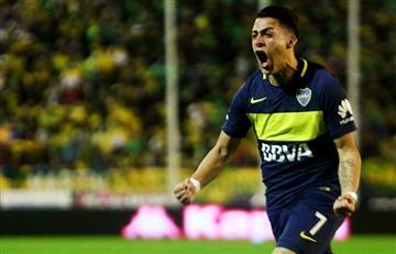 Boca: Cristian Pavón va de titular ante Newell's
