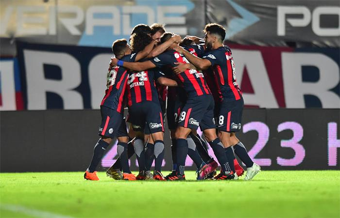 San Lorenzo se arrimó a Boca