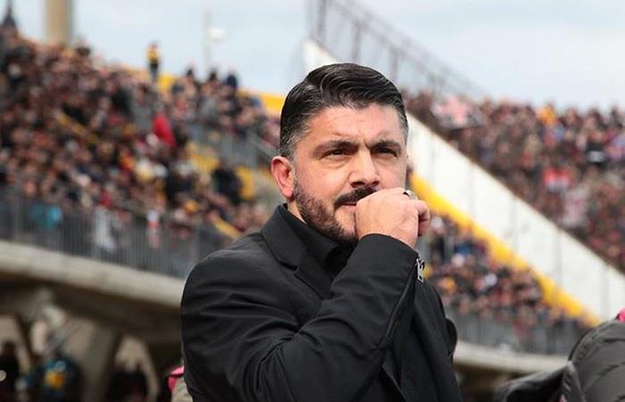 Genaro Gattuso (AFP)