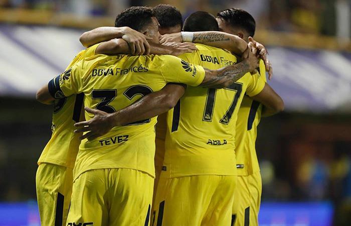 Boca Juniors derrotó 3-1 a Newell's y se reafirma como el líder de la Superliga