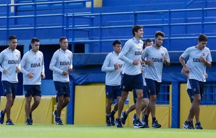 Boca Juniors: Guillermo Barros ya tiene a sus elegidos para enfrentar a Palmeira