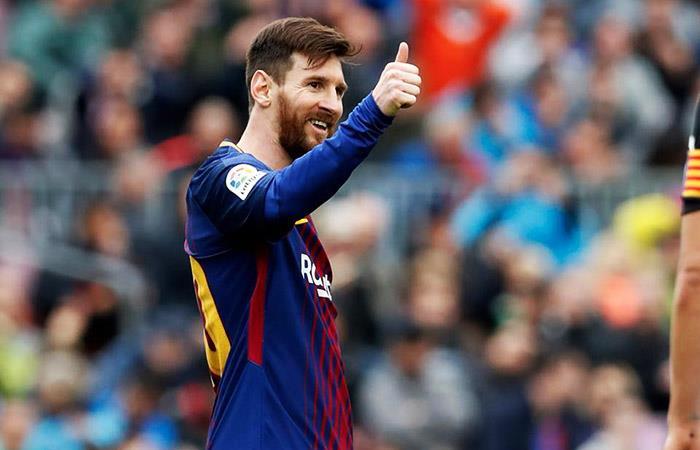 Lionel Messi será el jugador mejor pagado del mundo. Foto: Facebook