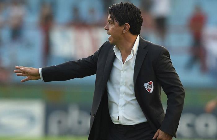 Marcelo Gallardo solo tiene dos dudas: si jugará Saracchi y quién acompañará a Pratto (Foto: Twitter)