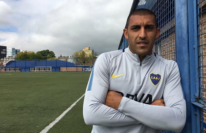 Wanchope Ábila: 'Los goles te hacen estar sin discusiones en el equipo'