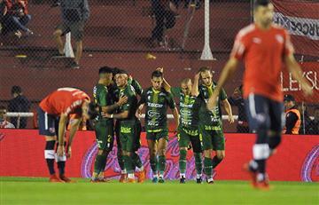 Defensa y Justicia voló alto en el infierno de Independiente