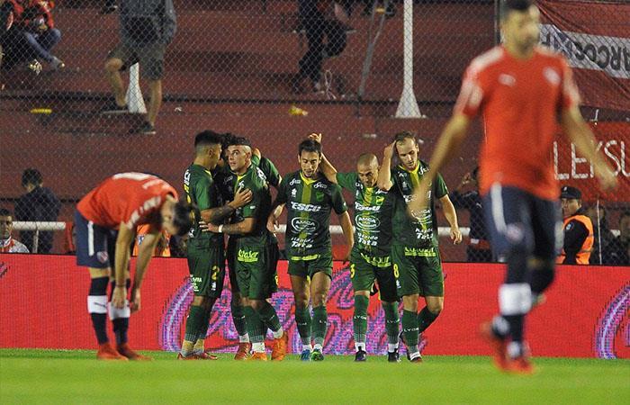 Defenza y Justicia voló alto en el infierno de Independiente