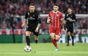 Bayern Múnich vs Real Madrid: mirá los goles del partido