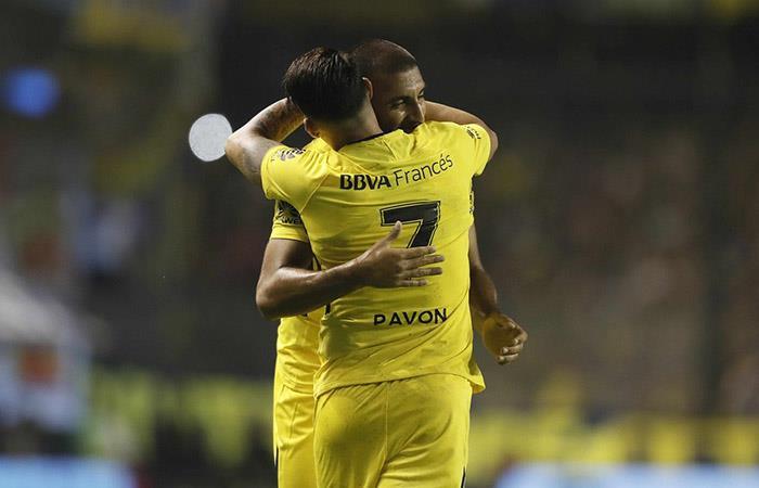 Boca recibe a Palmeiras con la intensión de liderar el Grupo 8 (Foto: Twitter)