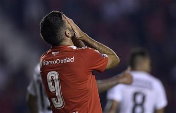 Independiente se complica en la copa tras victoria de Deportivo Lara