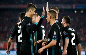 Real Madrid derrotó 2-1 al Bayern Múnich por la Champions League