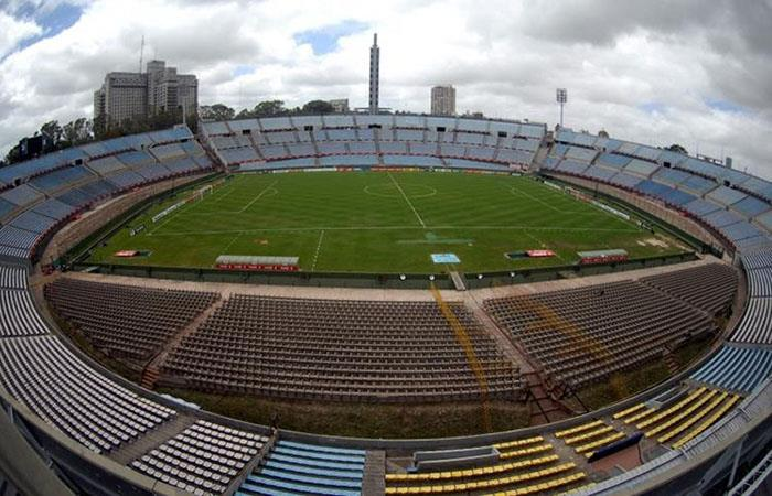 El mítico estadio Centenario estará presente en Rusia. (AFP). Foto: AFP